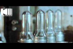 Hệ thống sản xuất 15000 chai nhựa trong 1 giờ