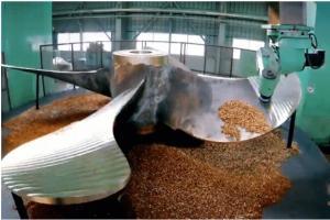 Quy trình chế tạo chân vịt cho tàu biển
